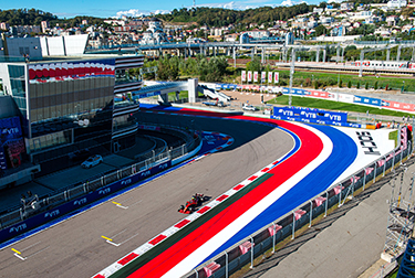 Today's work in Sochi was useful in both the short and long term for Scuderia Ferrari Mission Winnow.