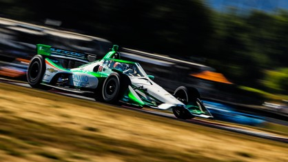 This weekend, the FDA's Callum Illot races at Long Beach in the season finale of the IndyCar series, boosted by the news he will contest the entire 2022 IndyCar championship with the Juncos Hollinger Racing team.