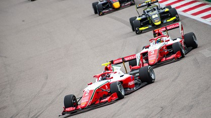 F3: Leclerc ends on an upward note