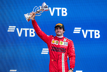 Russian Grand Prix – A podium and a fly in the ointment
