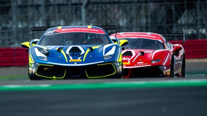 The Ferrari Challenge UK season finale takes place at Oulton Park this weekend, 01-02 October, with Lucky Khera and James Swift battling it out for the Trofeo Pirelli Championship with two races to go.