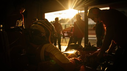 """After the great success of the first edition of F1 Clienti Masterclass, the new Corse Clienti department initiative's second """"lesson"""" was held at the Mugello circuit."""