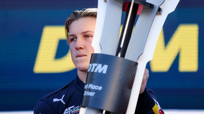 Liam Lawson suffered a bitter conclusion to the last round of the DTM, held today at the Norisring. Setting off from pole, the Red Bull AF Corse driver saw all his hopes of becoming the German series' youngest ever champion dashed after a collision at the first turn.
