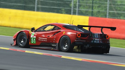 Maranello, 15 October 2021 – Tomorrow sees the second round of the Le Mans Virtual Series that takes its inspiration from WEC (World Endurance Championship).