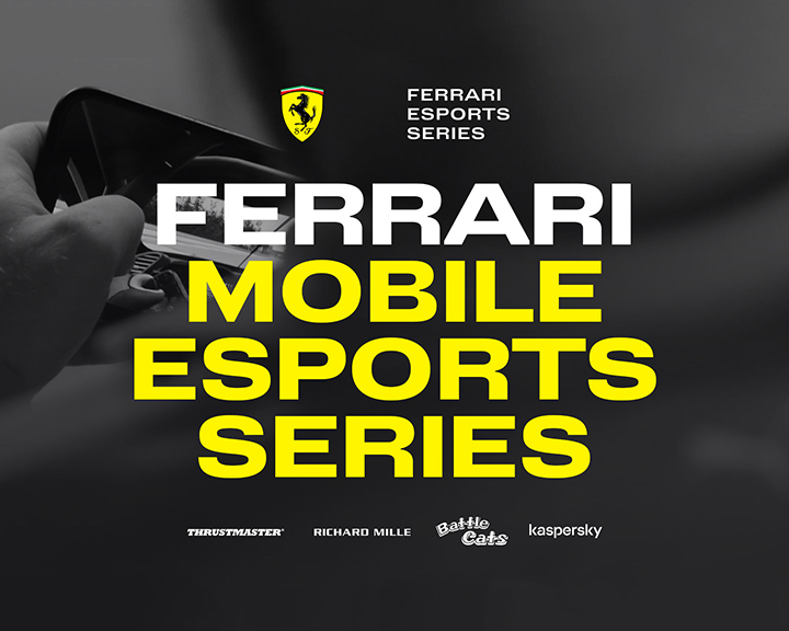 Join the First Ferrari Mobile Esports Series on Real Racing 3, the new tournament dedicated to the mobile gaming enthusiasts