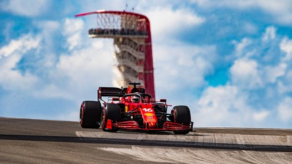 In front of a huge crowd that turned out today at the Circuit of the Americas, Scuderia Ferrari Mission Winnow secured a satisfying result in qualifying for the United States Grand Prix.