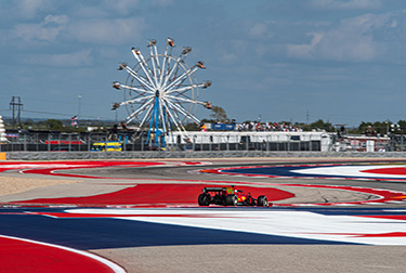A solid performance that could have yielded more: that's the summary of Scuderia Ferrari Mission Winnow's performance in the United States Grand Prix.