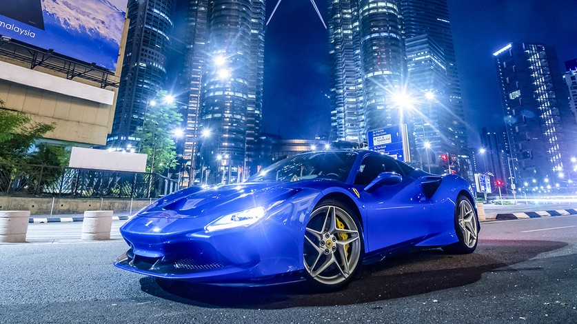 Ferrari Malaysia, Singapore and Thailand Celebrate 10th Anniversary