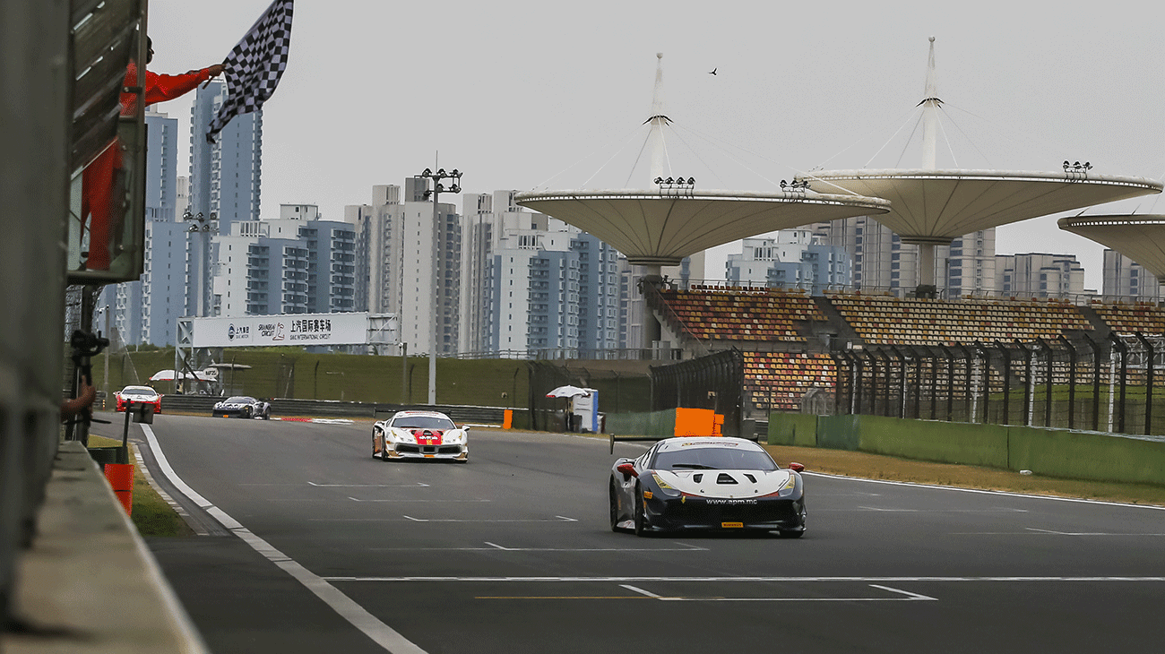 Challenge APAC Success for Prette, Zang and Moon in the first race