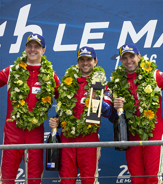 41253364a WEC - Ferrari triumphs in the 24 Hours of Le Mans