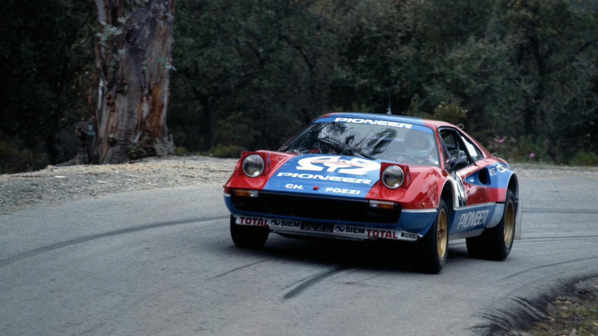 UNSTOPPABLE 308 GTB