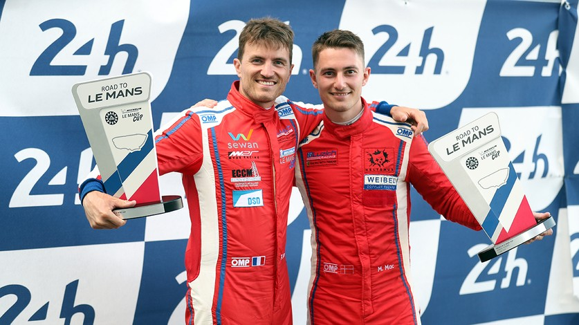Le Mans Cup - Two triumphs and a dream for Luzich Racing