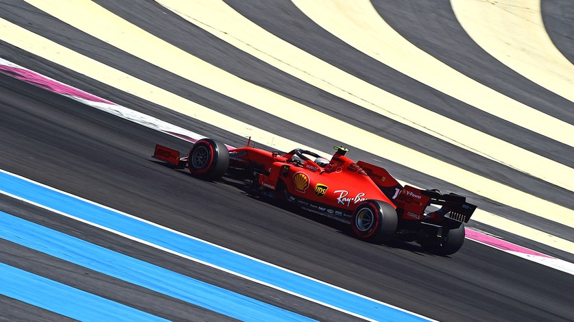 French Grand Prix - A tricky Saturday