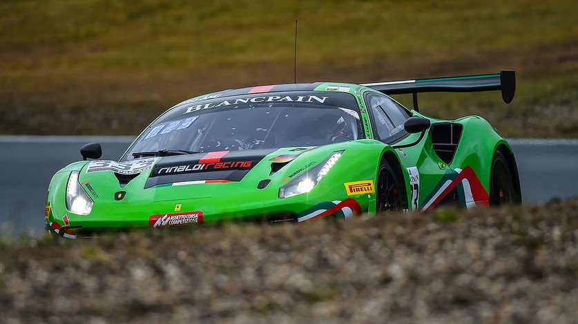 Blancpain GT World Challenge Europe - Ferrari double in Pro-Am at Zandvoort