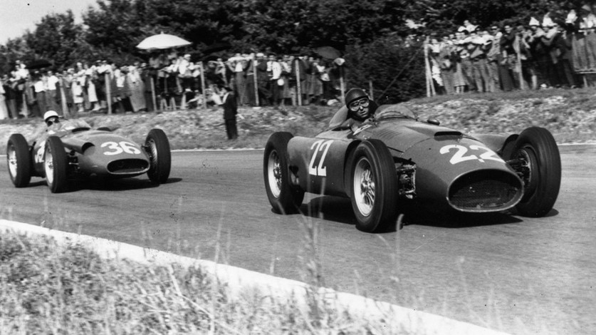 1956: The brief era of Fangio