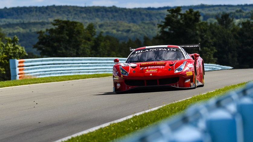 Blancpain GT World Challenge Americas - Championship Target for Ferrari Squads at Road America