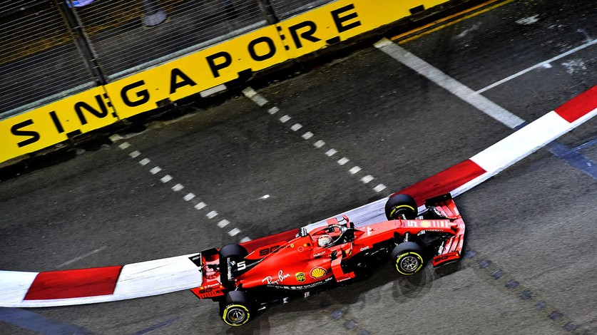 Singapore Grand Prix - A tough Friday