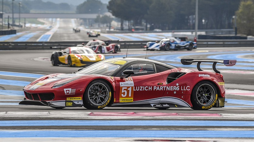 ELMS - Luzich Racing hoping to clinch ELMS title at 4 Hours of Spa-Francorchamps