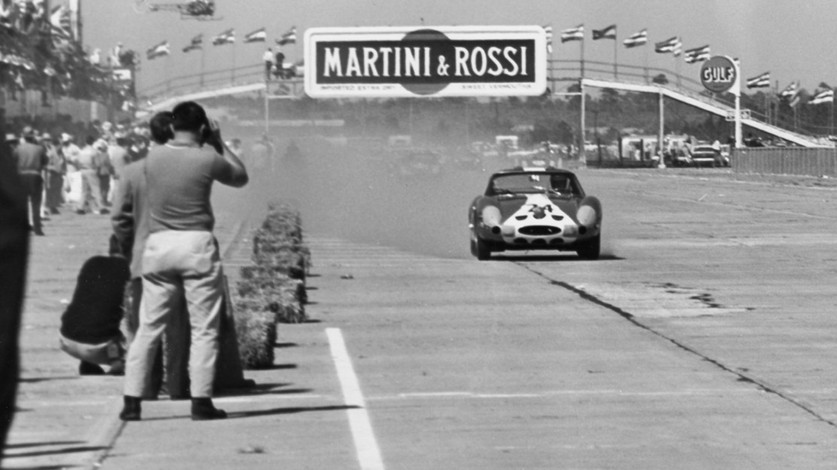 1963: Ferrari dominates GT racing