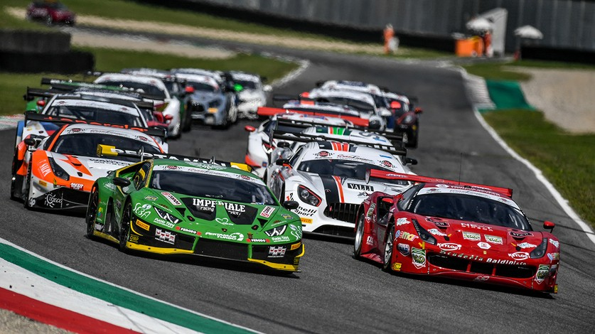 Campionato Italiano GT - Six Ferrari at Monza for the final act of the 2019 CIGT Sprint