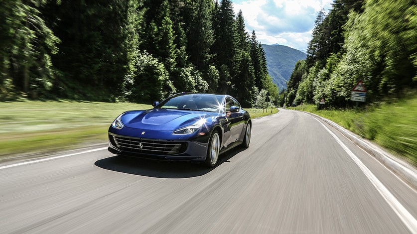 GTC4Lusso: exclusivity and elegance to savour in any setting