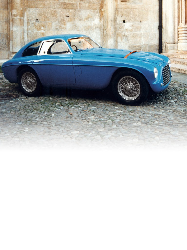 Just a small number of Ferrari 195 Ss were produced, with Touring bodying both the open and coupé versions.