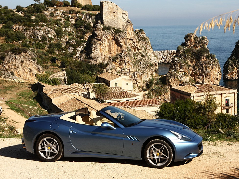 Ferrari California 30 - RHT