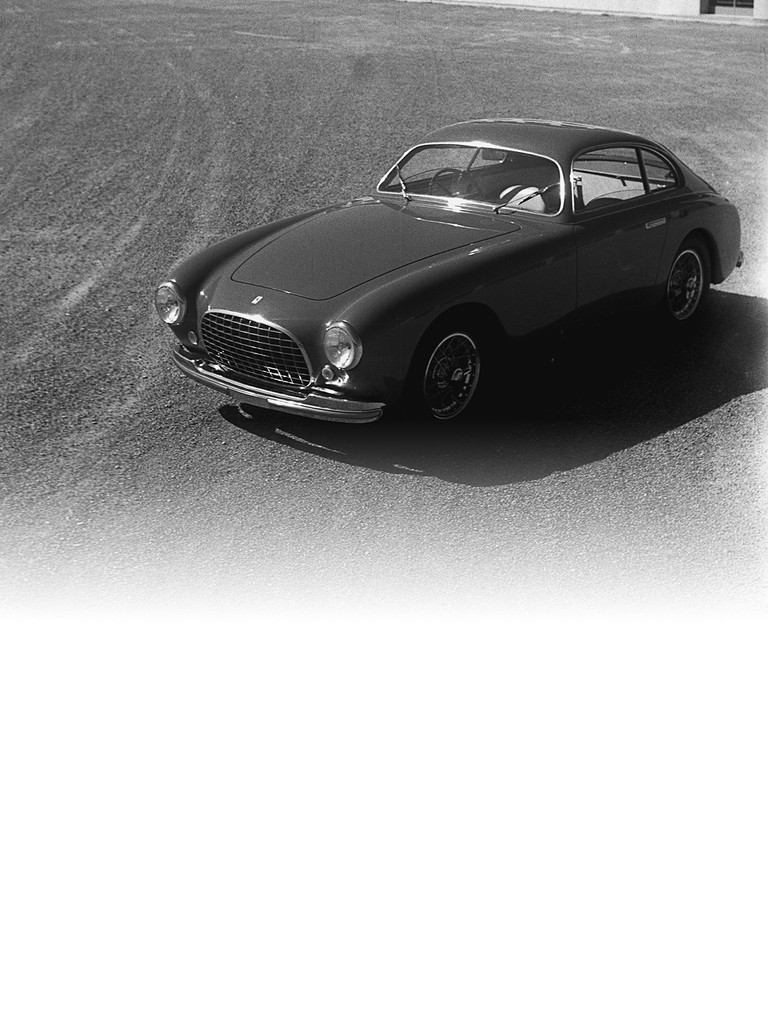 Ferrari 212 Export: A new chassis was constructed; one with a more rigid undercarriage, to be able to withstand the 150 bhp the engine was capable of delivering.