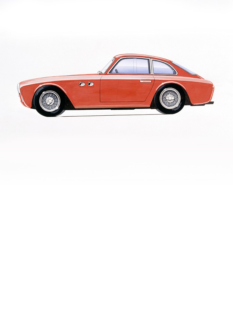 Ferrari 250 s: Based yet again on the designs of Gioachino Colombo developed Aurelio Lampredi, the V12 Ferrari was a three-litre with coachwork by Vignale and Touring.
