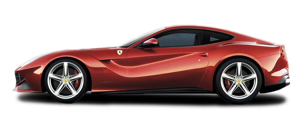 Ferrari F12berlinetta  - Architecture