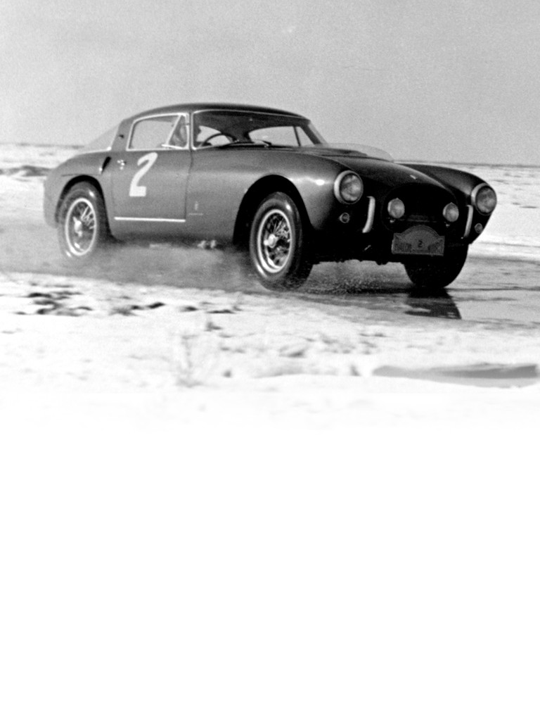 Two versions of the 250 Sport-derived Ferrari 250 MM were built: a Pininfarina berlinetta, which hailed in a whole new era in design, and a barchetta by Vignale.