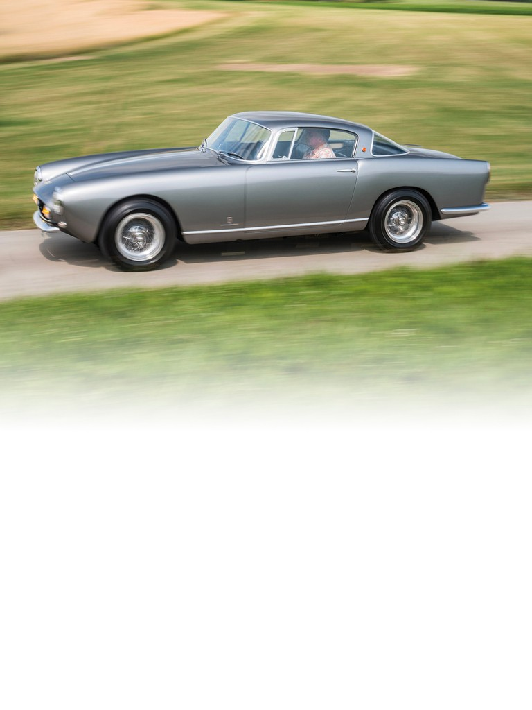 Presented at the Paris Motor Show in 1954, the ferrari 250 GT Coupé represented Ferrari's first attempt at standardising a model destined for the normal motorist.