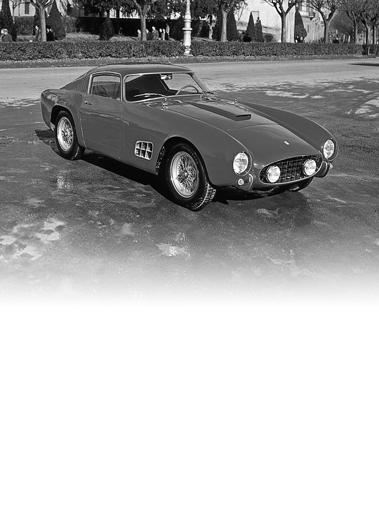 Ferrari 250 GT Berlinetta: This was the first model in the legendary berlinetta series.