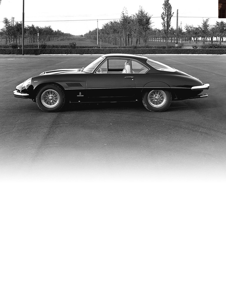 Produced in two series between 1960 and 1964, the ferrari 400 Superamerica was one of those flagship models created in response to customer demand.
