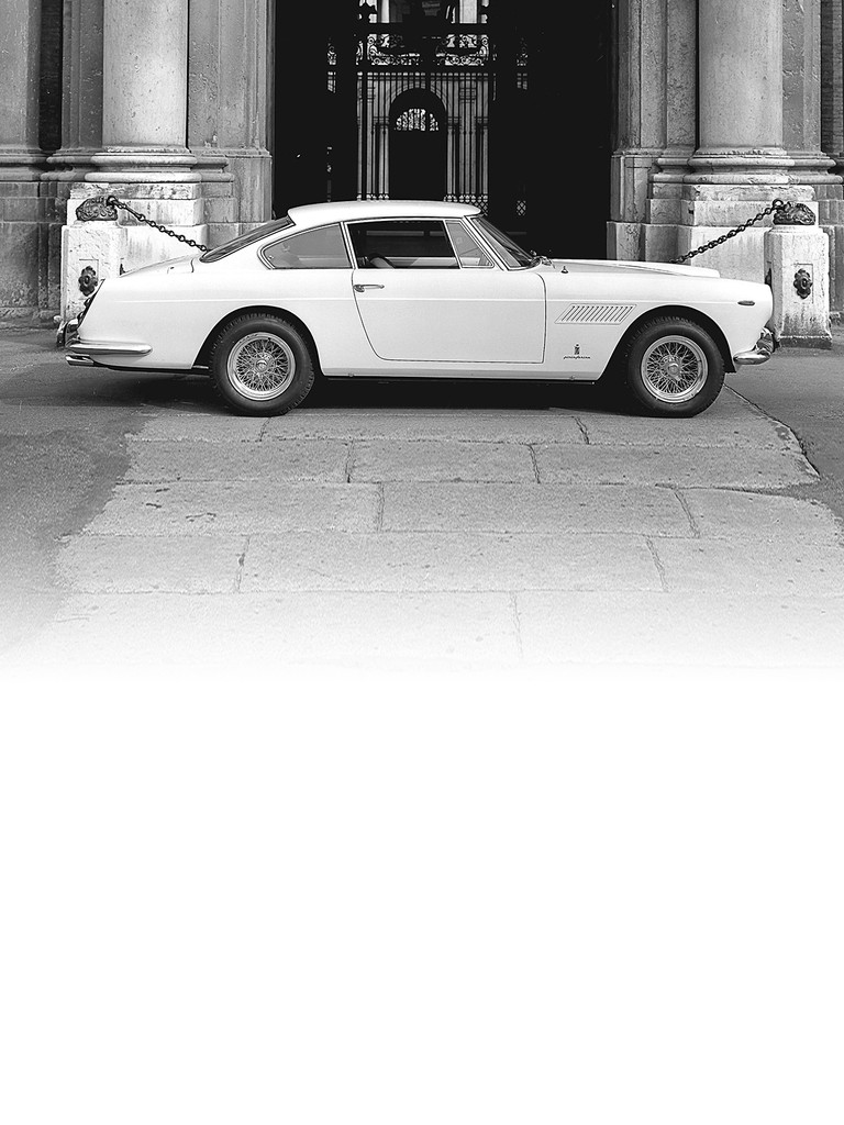 The 250 GT 2+2 was the first four-seater Ferrari to be produced on a large scale.
