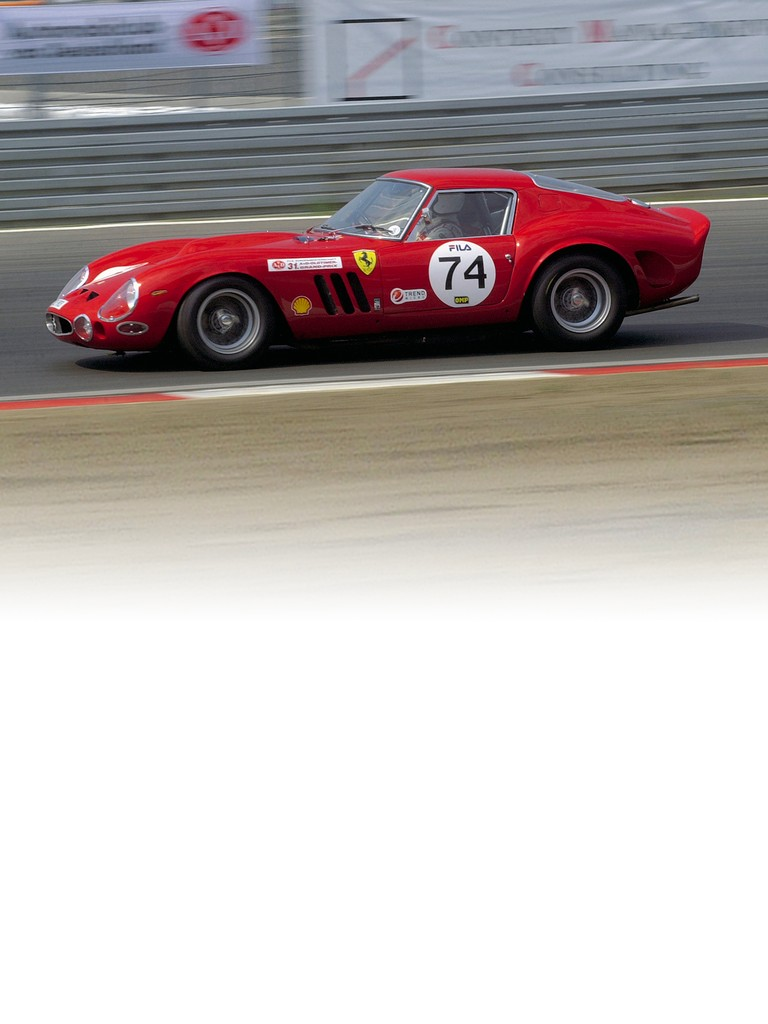 Ferrari 330 LM: The 4-litre berlinetta racers were built to comply with changing FIA regulations.