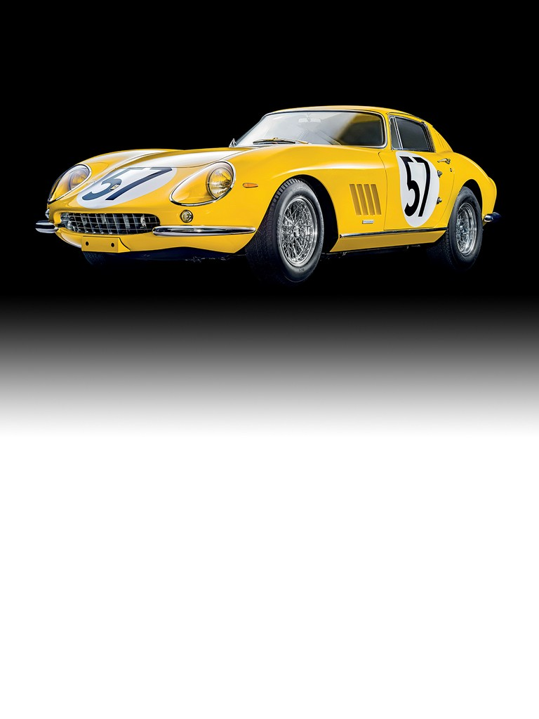 Ferrari 275 GTB Competizione: At least two prototypes of this model were built in 1965.