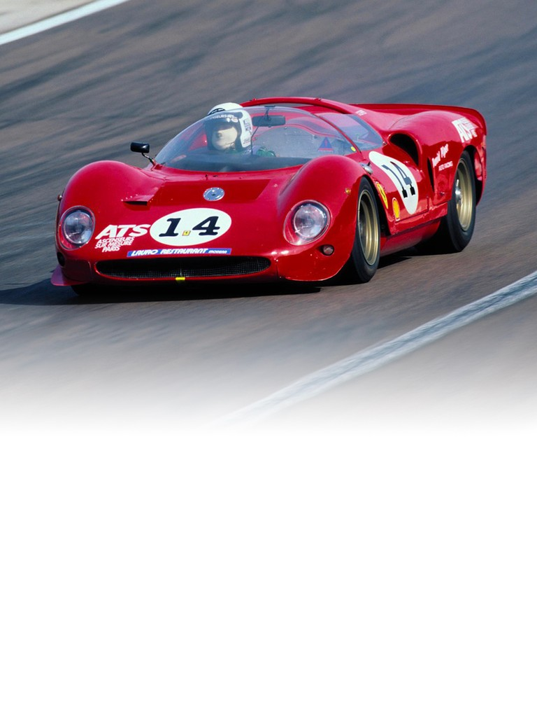 Ferrari 330 P2: Four litres is as large as Ferrari ever went with developing its sports-prototypes, even when confronted with competition from bigger, 7-litre American engines.