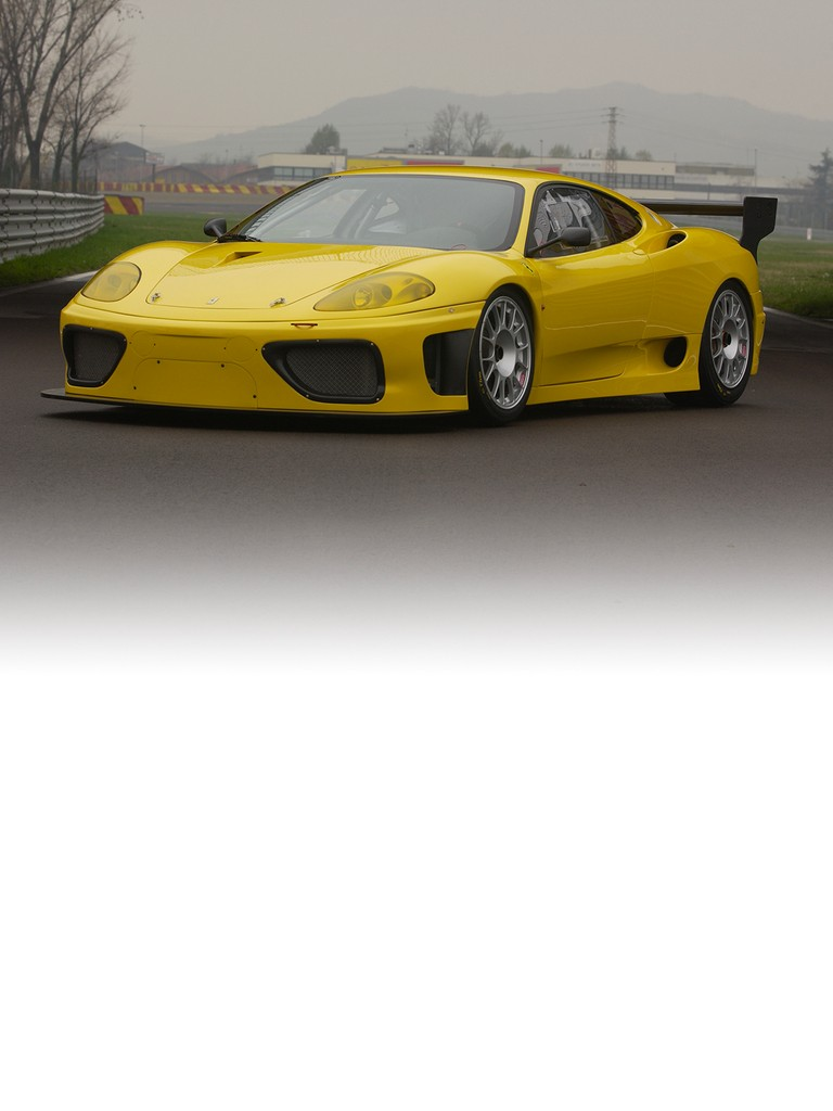 The car was developed by the Corse Clienti department in Maranello in collaboration with Michelotto Automobili and sports the latest technology tested with great success in the previous Ferrari 360 GT