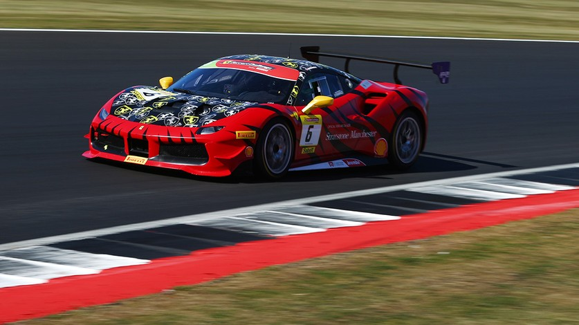 An unprecedented 2020 calendar for the Ferrari Challenge UK