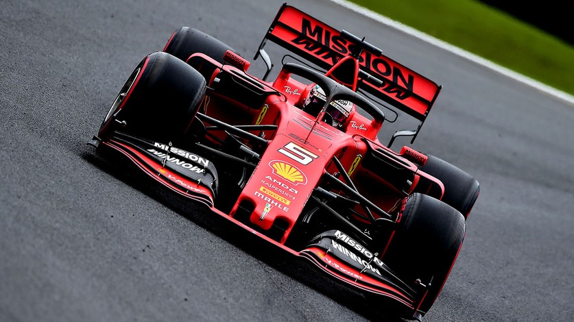 Brazilian Grand Prix - Practice 2: Seb and Charles top the time sheet