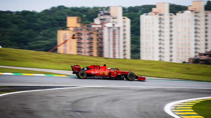 Brazilian Grand Prix - A half day
