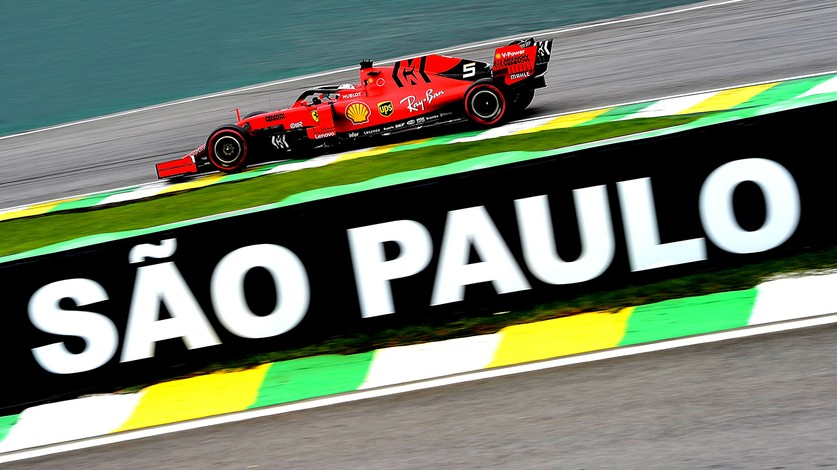 Brazilian Grand Prix - Very close