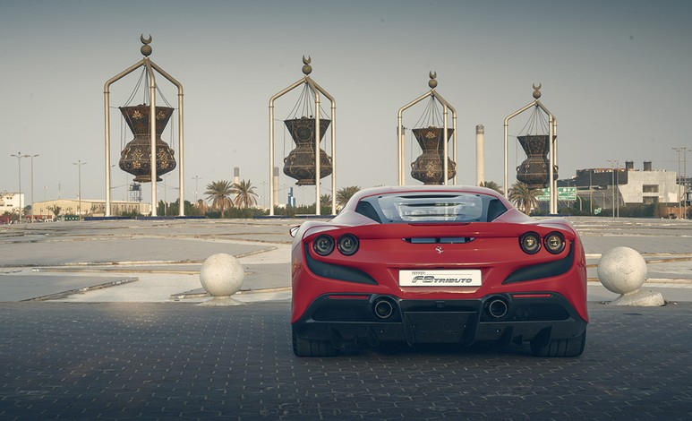 Over 200 Ferrari enthusiasts from all over the Kingdom experienced the all-new Ferrari F8 Tributo