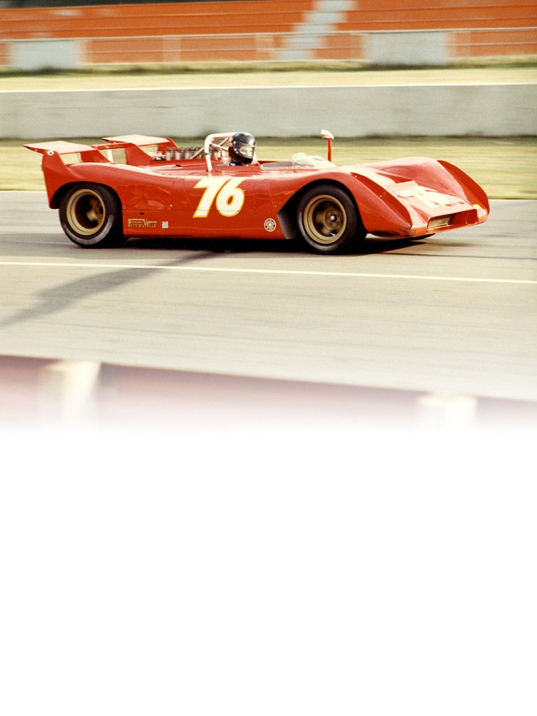 Put together in just three months by a team headed by Mauro Forghieri, the Ferrari 512 S mounted an all-alloy V12 of almost five litres with four valves per cylinder.