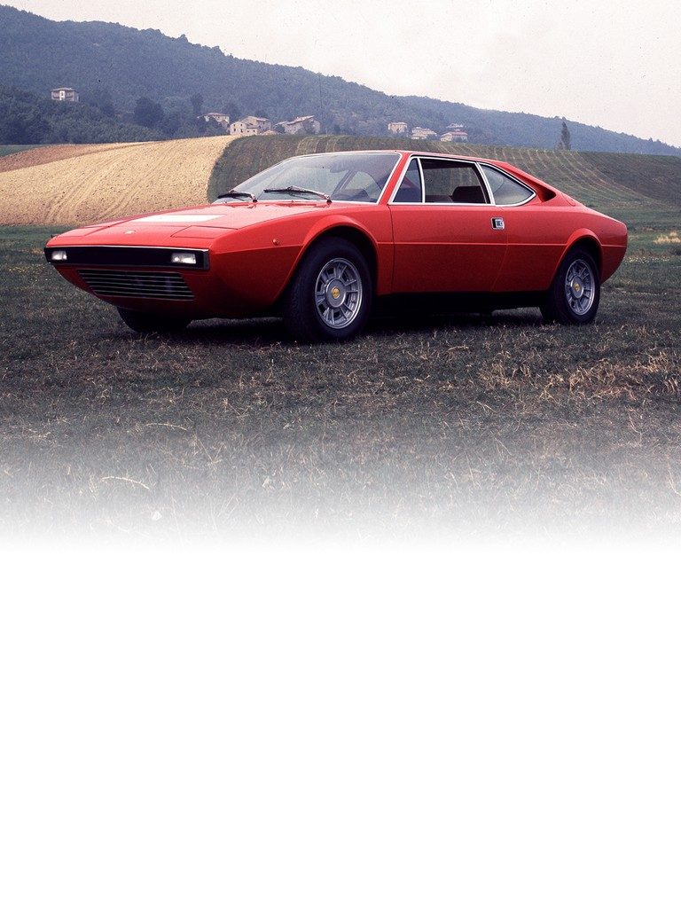 The Dino 208 GT4 came about when Ferrari decided to fit a 2000cc engine in the body of the Dino 308 GT4.