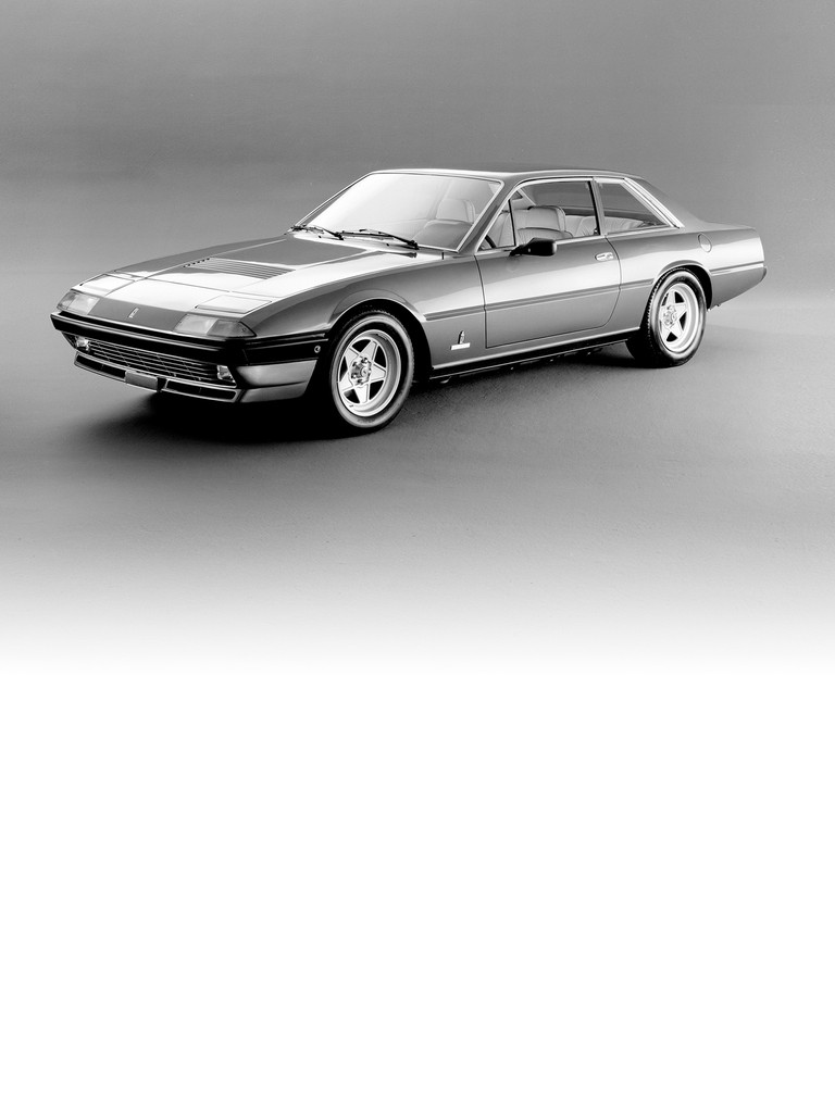 The Ferrari 400 Automatic i succeeded the 400 Automatic in November 1979