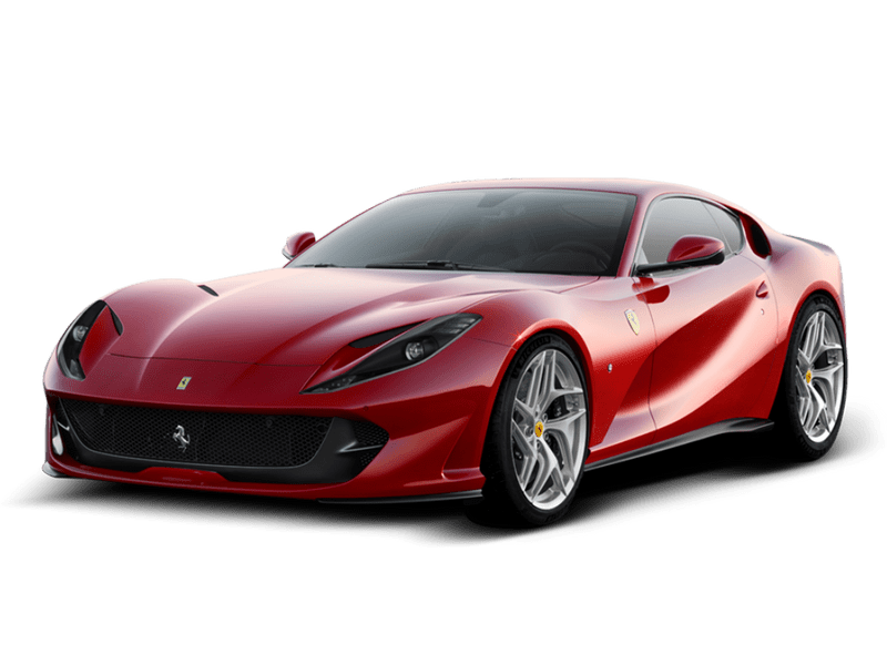 Ferrari 812 Superfast - Line Up Ferrari.com