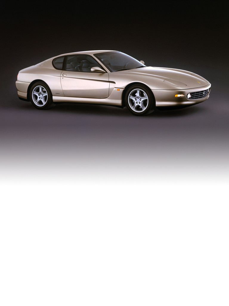 The Ferrari 456M, in its GT and automatic gearbox GTA guises, is the evolution of Ferrari's highly successful interpretation of its traditional 2+2 models.