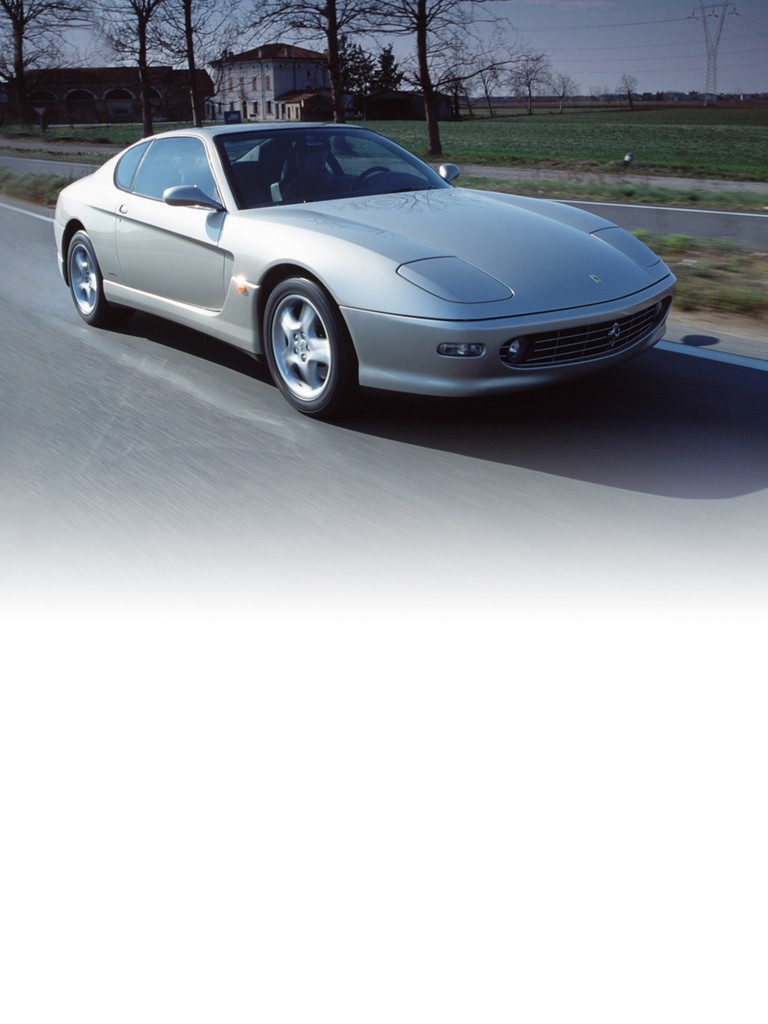 Ferrari 456M GTA: The 456M, in its GT and automatic gearbox GTA guises, is the evolution of Ferrari's highly successful interpretation of its traditional 2+2 models.